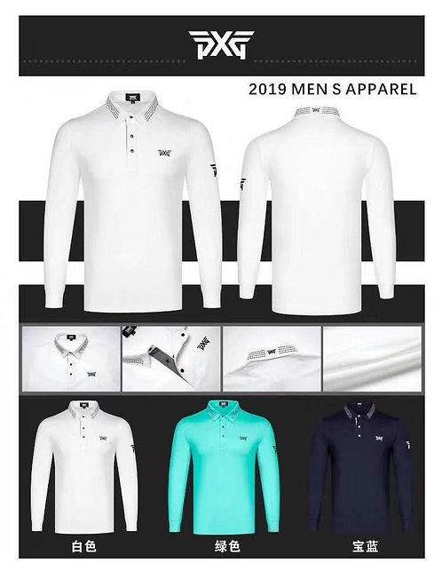 [GOLF ]#골프 #PX* 신상 남성 긴팔 카라 티셔츠 G02035904