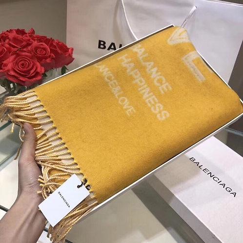 [Balenciaga] #발렌시아가 신상 스카프 F02070520