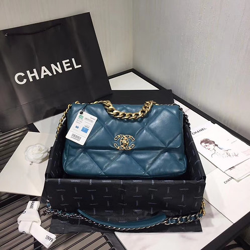 [CHANEL]#샤넬AS1161 19 라지 플랩 백 C08235206