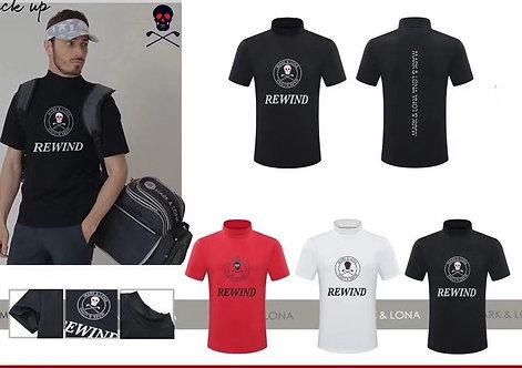 [GOLF ]#골프 마크앤로나 신상 남성 목폴라 티셔츠 G0203722