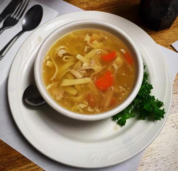 Du Kum Inn Soup of the Day