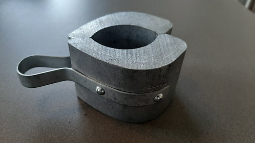 Cale de réglage grise 50mm
