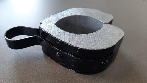 Cale de réglage noire 30mm