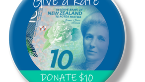 #GiveAKate - request for $10 donation