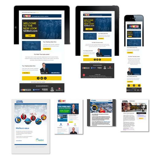 HTML Newsletters