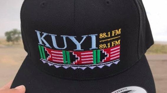 KUYI Embroidered Snapback Cap