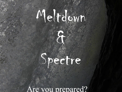 Meltdownand Spectre: Protect Your Computer