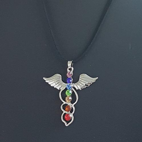 Angel Chakra Necklace