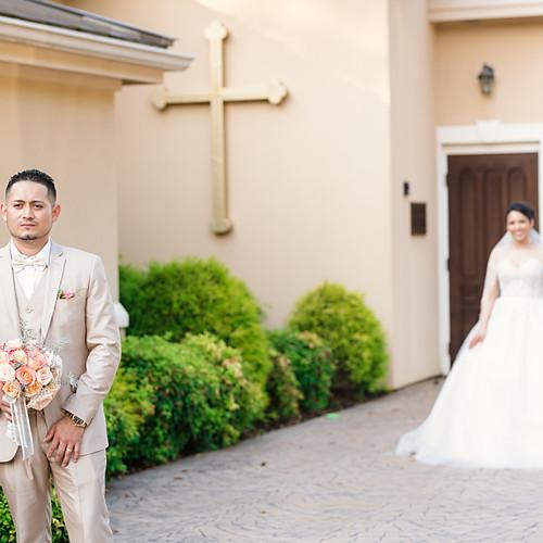 Mary & Javier