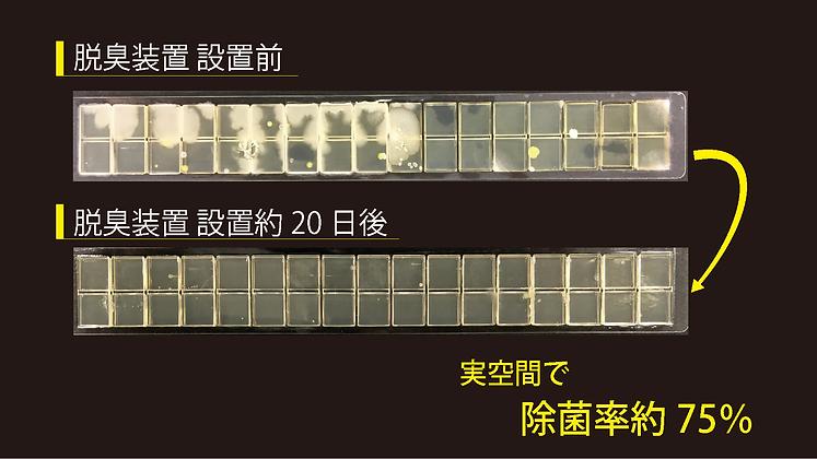 静岡県某総合病院の内視鏡室/除菌試験結果.png
