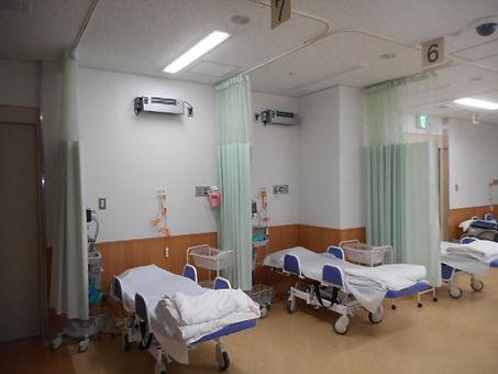 シルフィード2病院設置事例