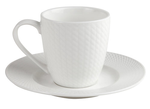 Victoria kaffekopp + fat