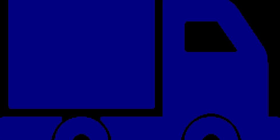Pack Trucks for Nicaragua 2018: #5