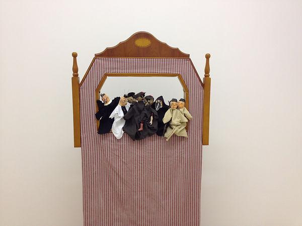 Pil and Galia Kollectiv - Puppet Show