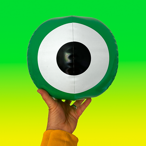 EYE OF NEWT - INFLATABLE SCULPTURE