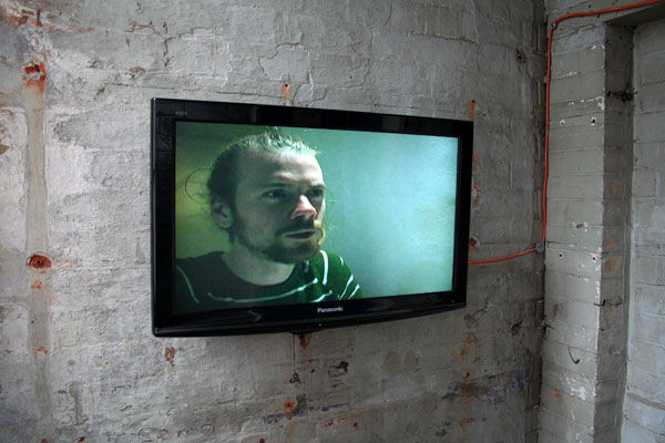 Installation View - Consequence of Retrospect
