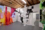 Paul Kindersley Installation