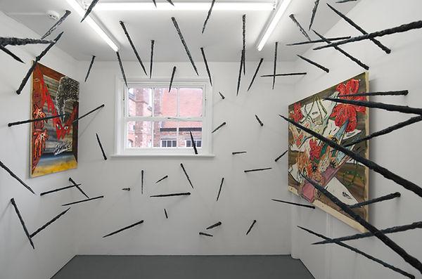 Thom Trojanoski - Installation View