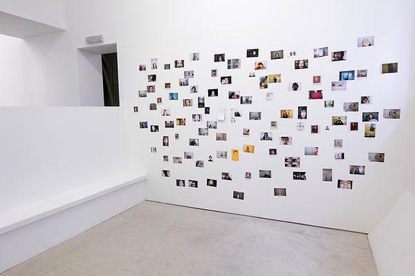 James E Smith Artist Installation View