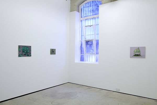 Mimei Thompson at Trade Gallery