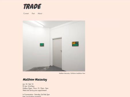 Trade Website and Logo