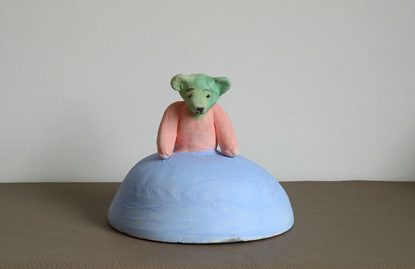 Urara Tsuchiya - Teddy Bear Ceramics