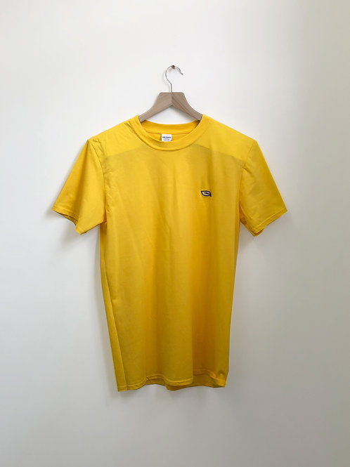 Sunshine Yellow - Leaf Logo T-Shirt