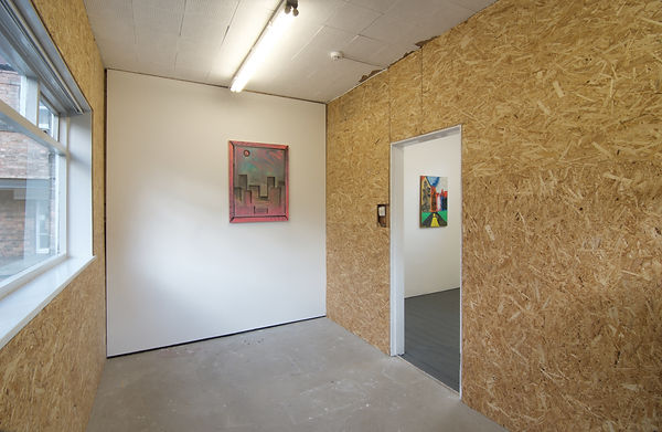 Rae Hicks - Installation View