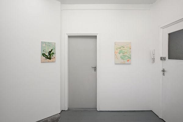 Sooim Jeong - Installation View