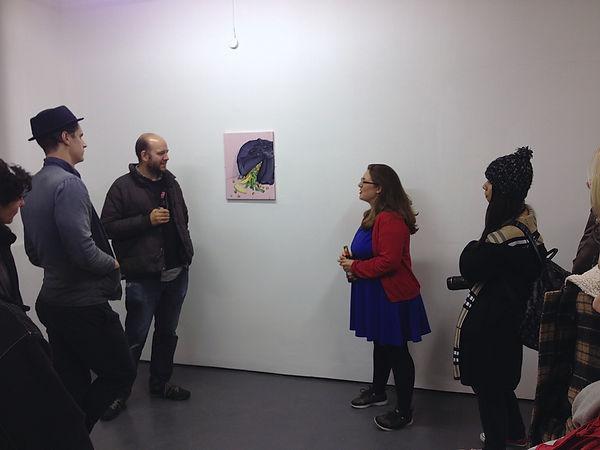 Mimei Thompson, Artist Talk