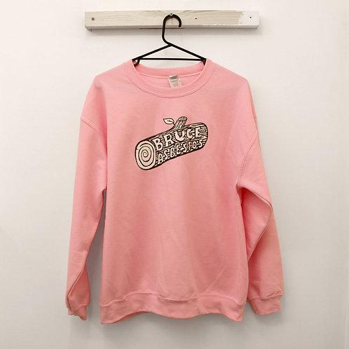 Candyfloss Pink Sweatshirt