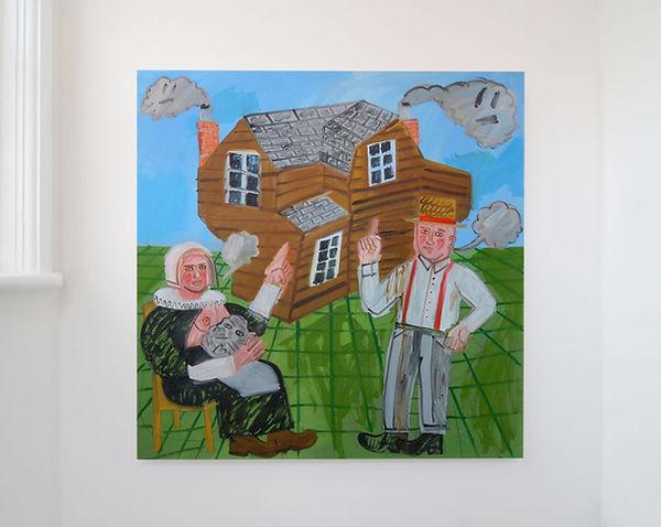 Daniel Sean Kelly - Painting