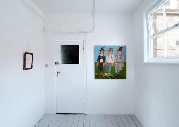 Daniel Sean Kelly Exhibition
