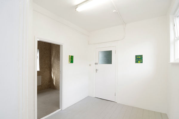 Gordon Dalton - Installed works
