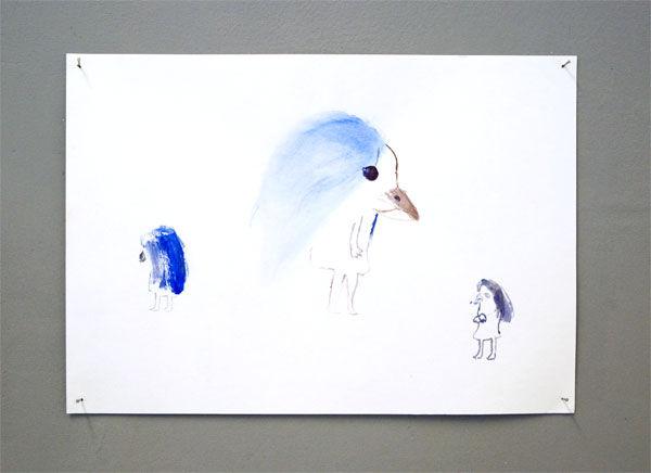 Jackie Berridge - Drawing