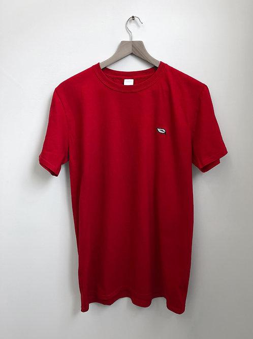 Pompom Red - Leaf Logo T-Shirt