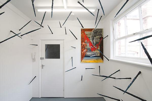 Thom Trojanowski -Painting - Installation View  