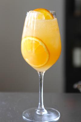 Orange Sangria
