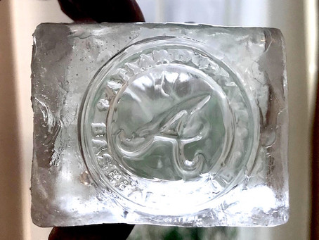 Ice Stamps