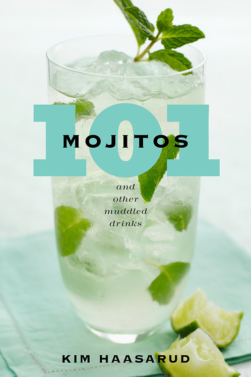 Signed copy, 101 Mojitos & Other Muddled Drinks