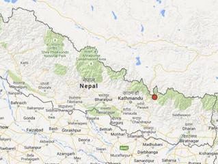 Un  nouveau séisme de 7,4 ce matin 12 mai 2015.