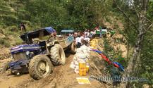 L'action de TAGnepal  - Forward For Nepal salué dans un article de OnlineKhabar