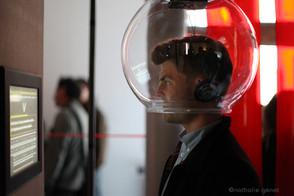 """Vernissage de l'Expo de Nathalie Genot """"Et la ligne fut"""""""