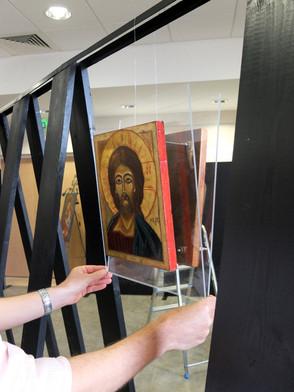 Scénographie d'exposition – Notre Dame de la Garde