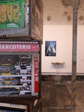 SCÉNOGRAPHIE – Expo Collective - Labélisée Marseille 2013