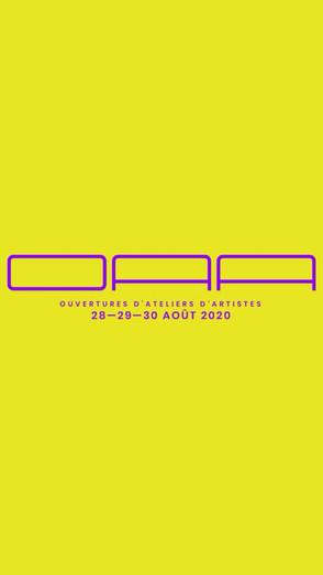 OAA ( Ouverture d'atelier d'artistes )
