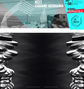 CABANE GEORGINA -  #01 - AKEN