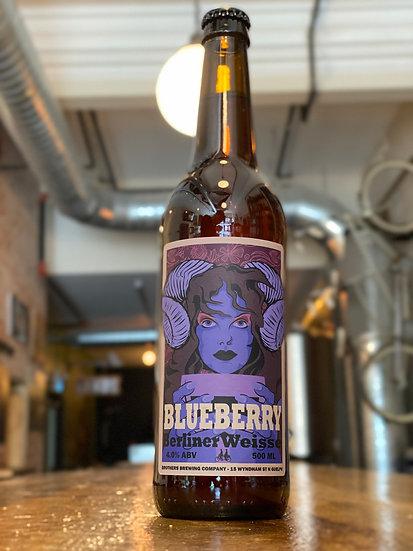 Blueberry Berliner 500 ML Bottle