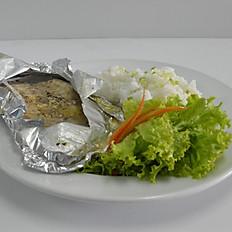 Fish Fillet en Papilotte