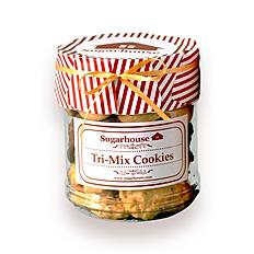 Tri-mix Cookies